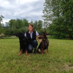 Therapiehund Amira
